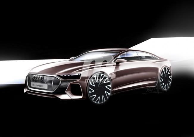 Audi e-tron GT - adelanto
