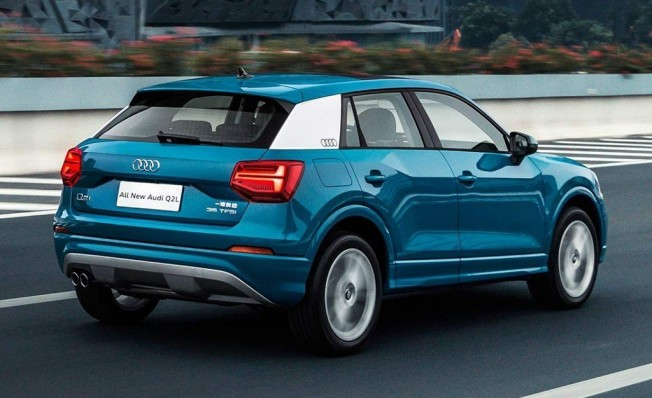 Audi Q2 L - posterior