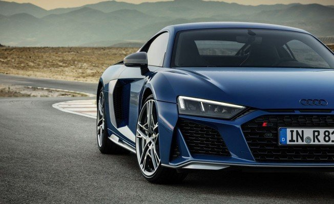 Audi R8 2019 - frontal