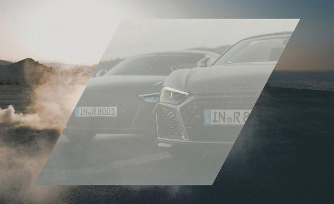 Audi R8 2019 - teaser