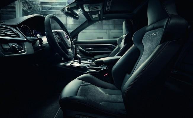 Alpina B4 S Bi-Turbo Edition 99 - interior