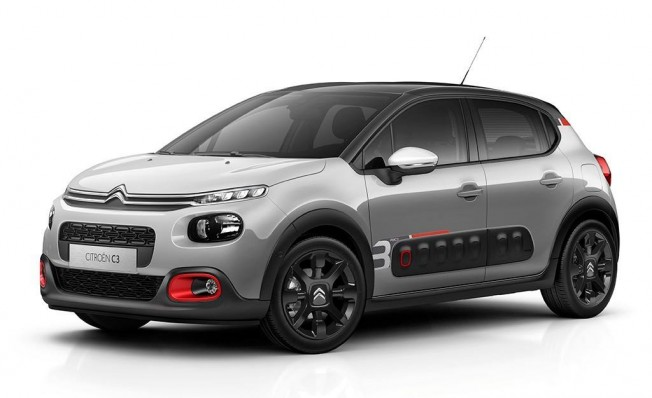 Citroën C3 RAC3 Edition