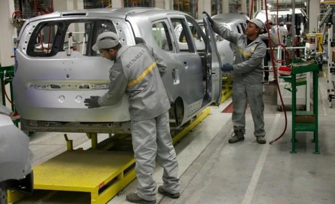 Producción del Dacia Lodgy en Marruecos