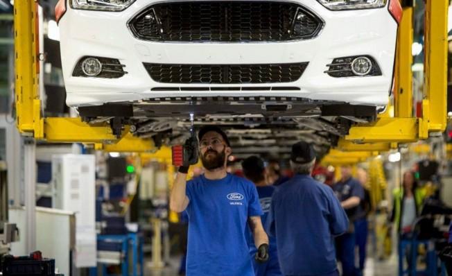 Producción de Ford en España