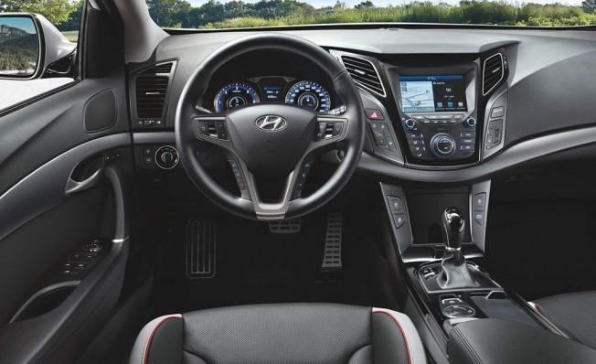 Hyundai i40 2019 - interior
