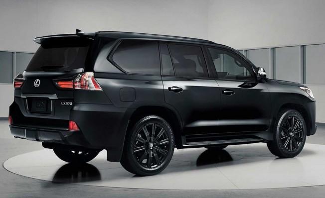 Lexus LX Inspiration Series - posterior