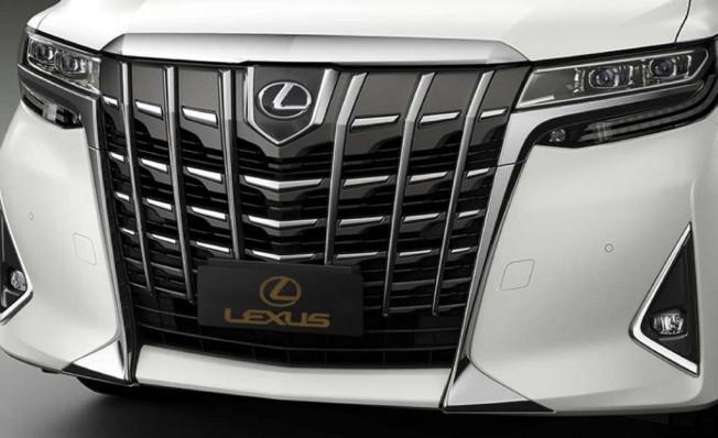 Monovolumen de Lexus