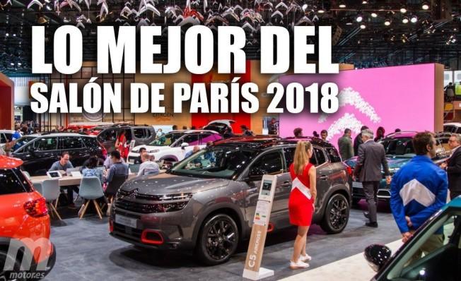 Lo mejor del Salón de París 2018