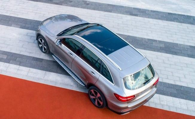 Mercedes Clase GLC L - posterior