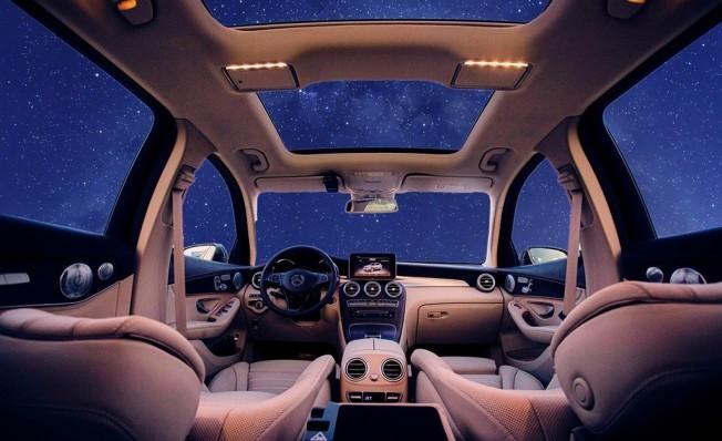 Mercedes Clase GLC L - interior