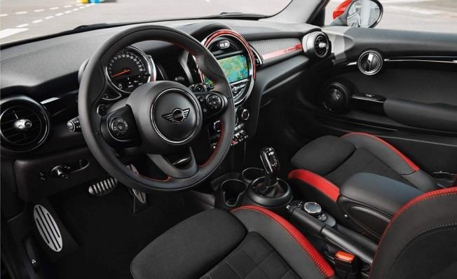 MINI Cooper S GT Edition - interior