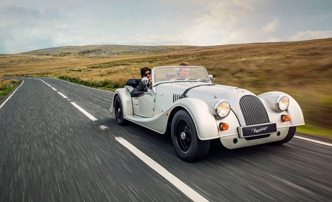 Morgan Roadster 110 Anniversary