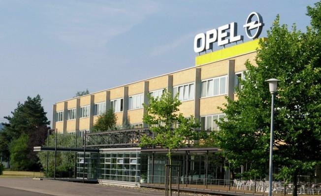 Opel en Kaiserslautern