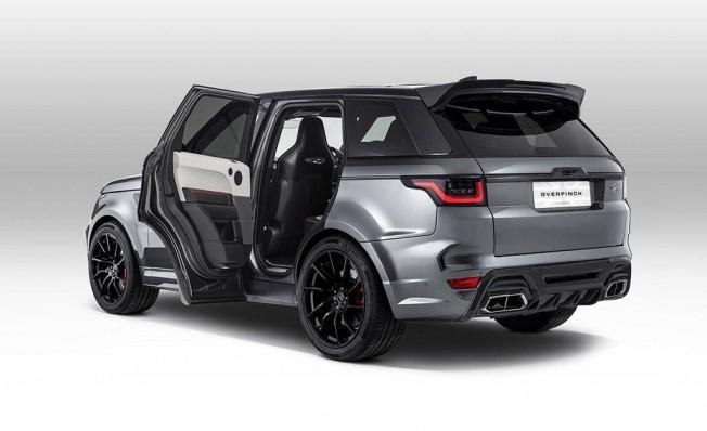 Range Rover Sport preparado por Overfinch