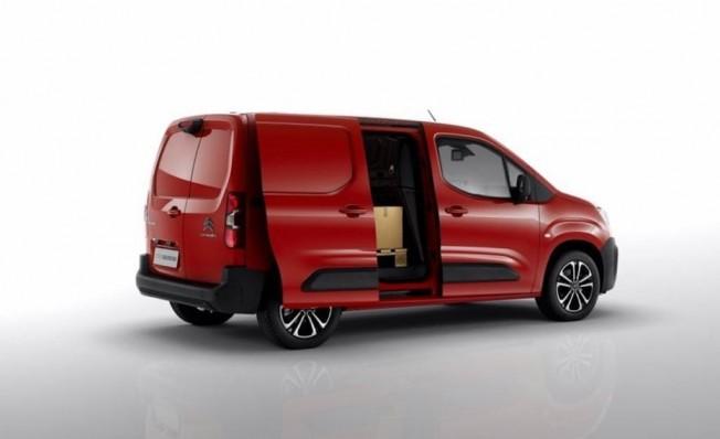 Citroën Berlingo Van 2019 - posterior