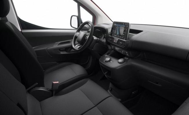 Citroën Berlingo Van 2019 - interior