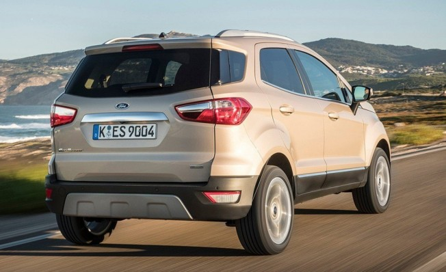Ford EcoSport 2018 - posterior