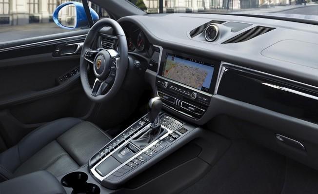 Porsche Macan 2019 - interior