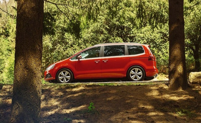 SEAT Alhambra - lateral