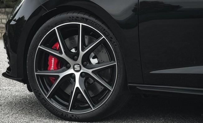 SEAT León ST Cupra Black Carbon - llantas