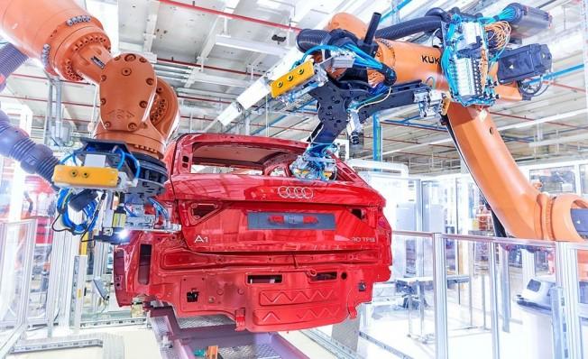Audi A1 2019 - producción