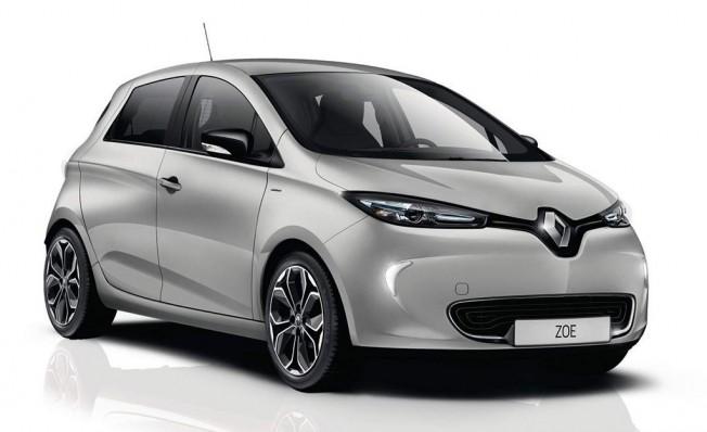 Renault Zoe Iconic