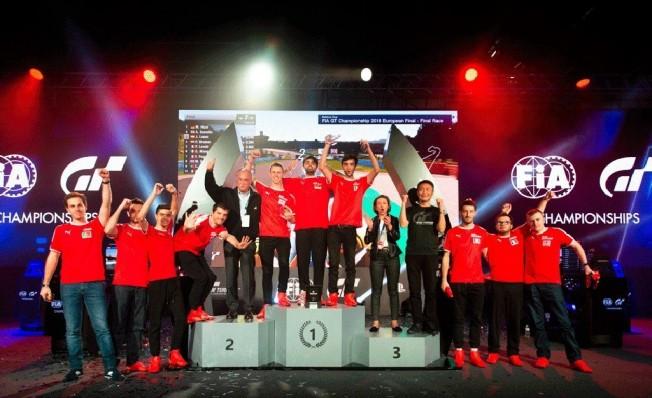 Finales Europeas de los FIA-certified Gran Turismo Championships