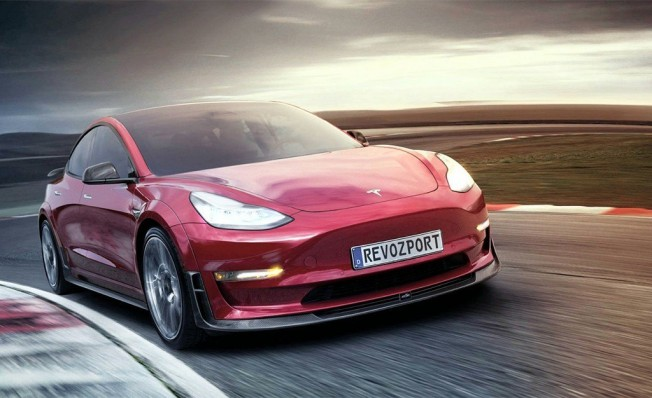 RevoZport Tesla Model 3 Performance