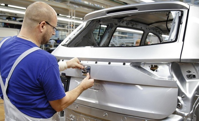 SEAT Tarraco - producción