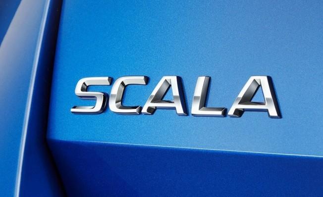 Skoda Scala - adelanto