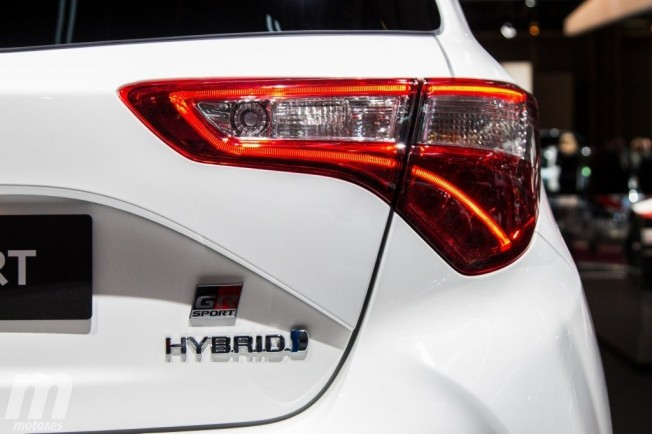 Toyota Yaris GR Sport - frontal