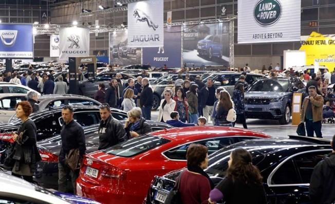 Ventas de coches de ocasión en España en septiembre 2018