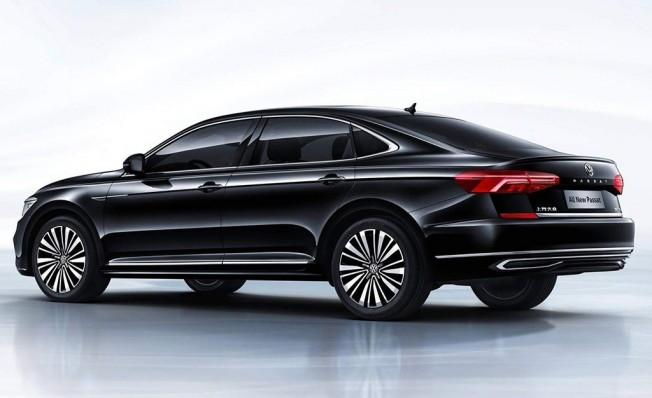Volkswagen Passat 2019 en China