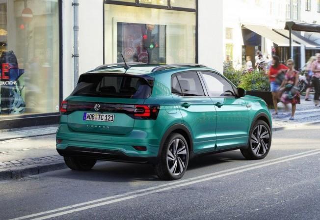 Volkswagen T-Cross - posterior