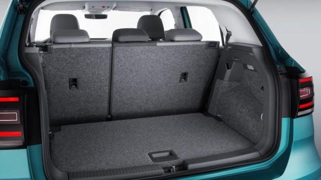 Volkswagen T-Cross - maletero