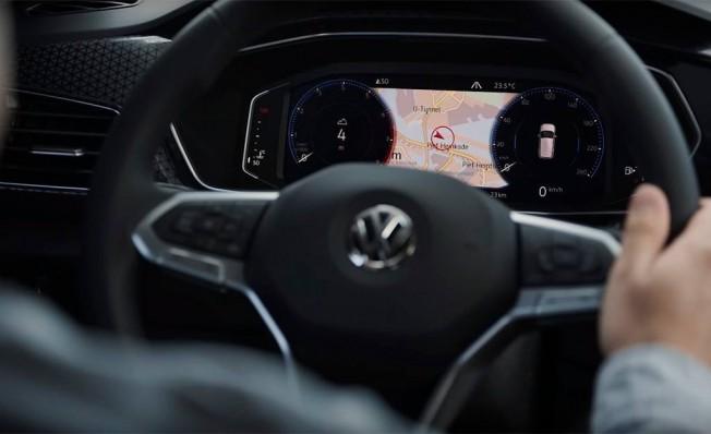 Volkswagen T-Cross - interior