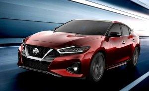 Nissan desvela el nuevo Maxima 2019 antes de Los Ángeles 2018