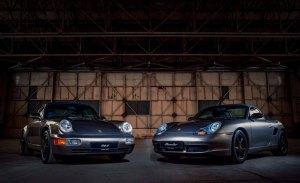 Porsche lanza una edición especial de modelos restaurados