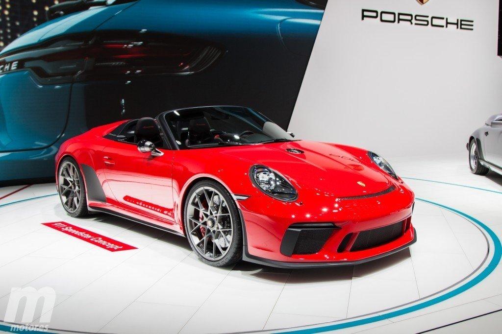 Porsche 911 Speedster Concept, a la espera de la versión de producción