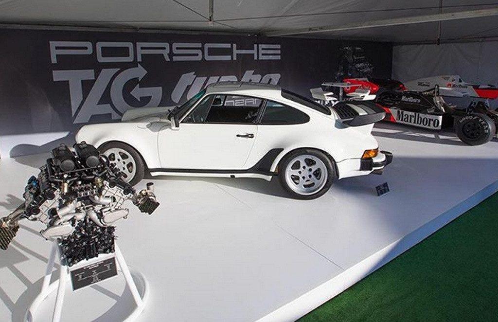Auténtica locura: Porsche 911 con motores V6 Turbo de Fórmula 1