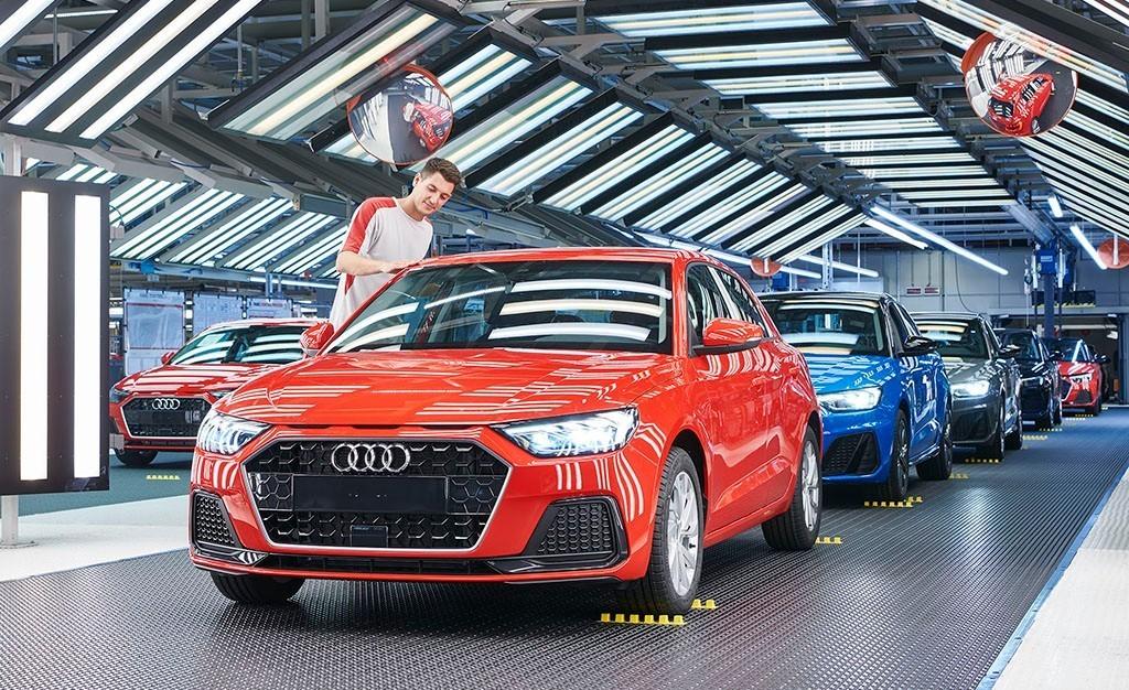La producción del nuevo Audi A1 2019 ya está en marcha