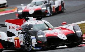 Toyota conquista un doblete en casa, con Alonso, Buemi y Nakajima segundos