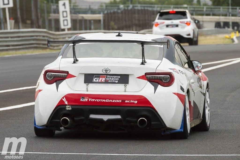 Toyota GR Experiences: conduce en circuito su gama deportiva