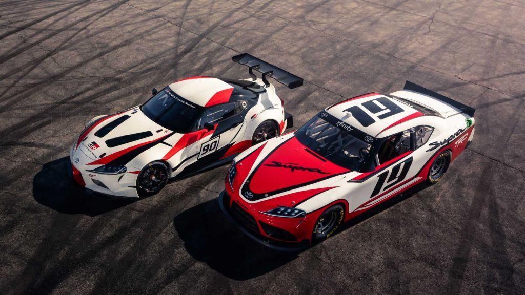 Avalancha de prototipos y clásicos del Toyota Supra en el SEMA 2018