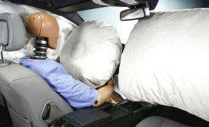 Un estudio independiente determina que los airbags también funcionan como cajas negras