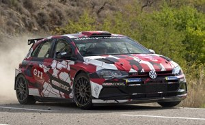 El Volkswagen Polo GTI R5 inicia su vida en el Rally RACC