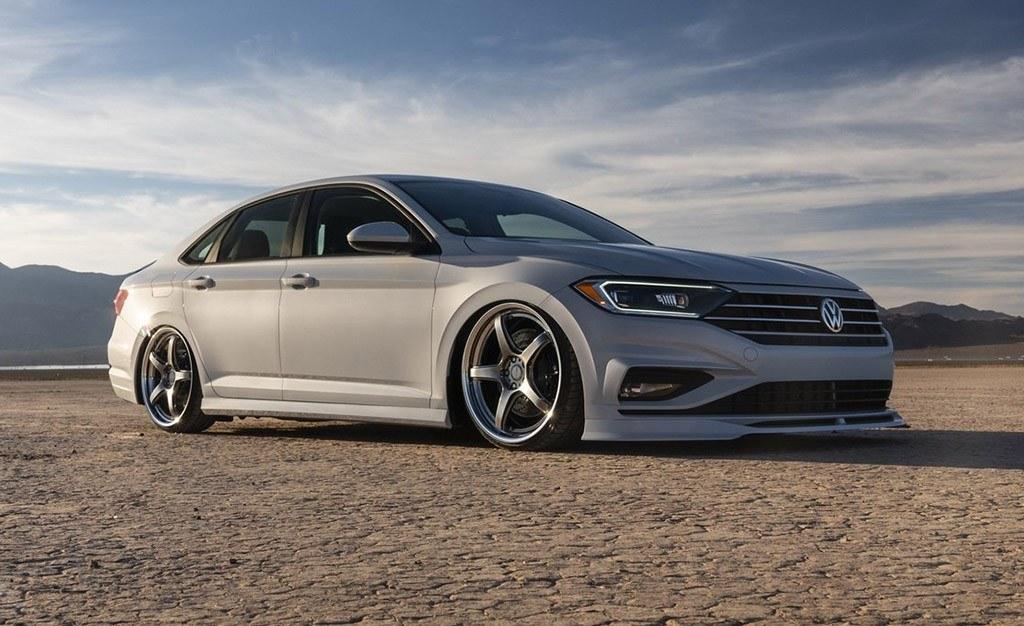 El nuevo Volkswagen Jetta se viste de gala para el SEMA Show 2018