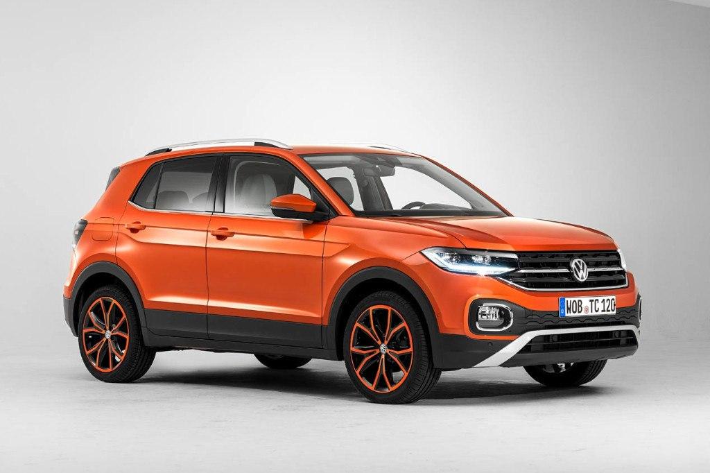 Volkswagen T-Cross: este es el nuevo hermano pequeño del T-ROC