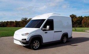 La furgoneta eléctrica Workhorse NGEN-1000 ya está siendo producida