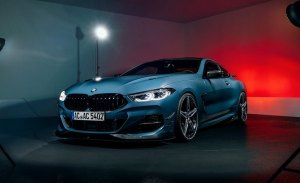 AC Schnitzer hace del nuevo BMW Serie 8 una alternativa al M8 Coupé